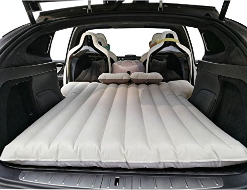 Topfit colchón inflable del coche, cama de aire que viaja que acampa,...