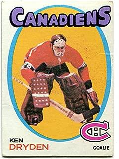 Best ken dryden rookie hockey card Reviews