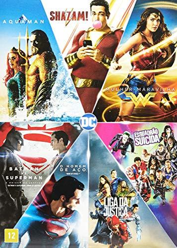 [DVD] - Coleção Dc: 7 Filmes