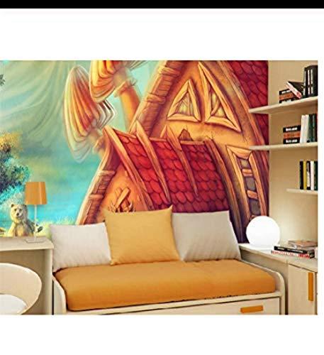 Behang 3D Univers ster geschilderd Galaxy Saal plafond, wandophanging woonkamer slaapkamer behang decoratie huis 300x210cm