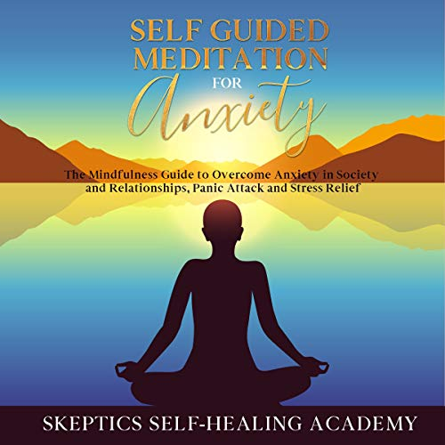 Self-Guided Meditation for Anxiety cover art