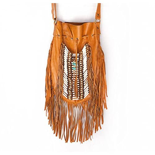 b6b304045e75 Fringe Leather Purses  Amazon.com