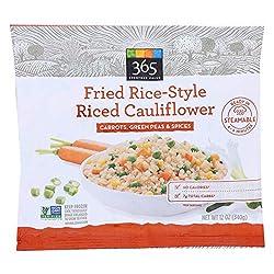 365 Everyday Value, Cauliflower Riced Fried Rice Style, 12 Ounce