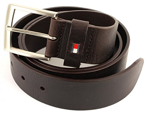 TOMMY HILFIGER New Denton Belt W100 Testa Di Moro