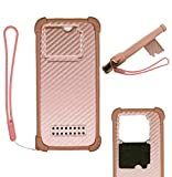 Oujietong Case for Nuu Mobile A1+Plus Phone Case Cover Pink