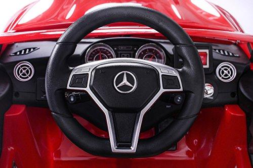 RC Kinderauto kaufen Kinderauto Bild 1: Mercedes CLA 45 AMG Elektroauto Kinderelektroauto Elektrofahrzeug. Farbe: Rot*