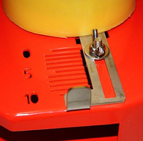 APV Streuer KS 40 WD – Elektrischer Kleinststreuer inkl. Kugelkopfhalterung;;;;; - 5