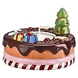 Hutschenreuther 02463-725522-25747 Candyland Tischlicht Torte mit Teelicht Zimtstern