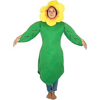 SEA HARE Disfraz de Emoticon de Cactus Adulto (One Size): Amazon ...