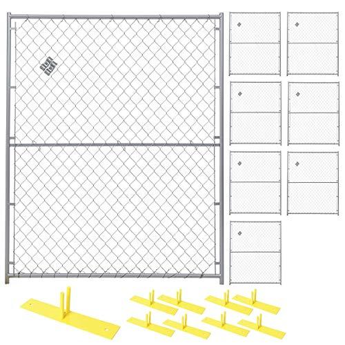 8 Panel Perimeter Patrol Kit- Chain Link