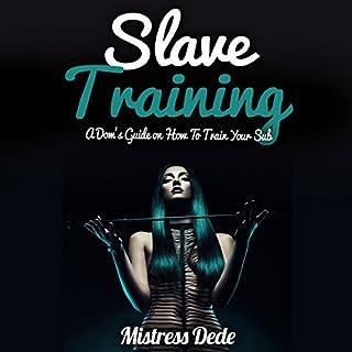 Slave Training audiobook cover art