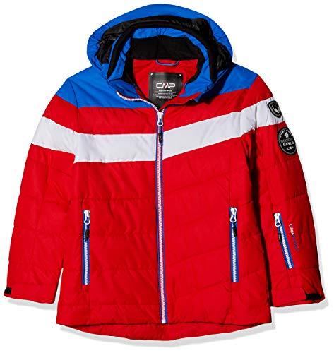 CMP Jungen Skijacke Jacke, Ferrari, 128