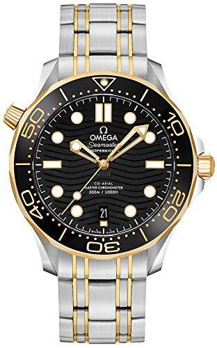 Omega Diver 300M cronómetro automático reloj de los hombres 210.20.42.20.01.002