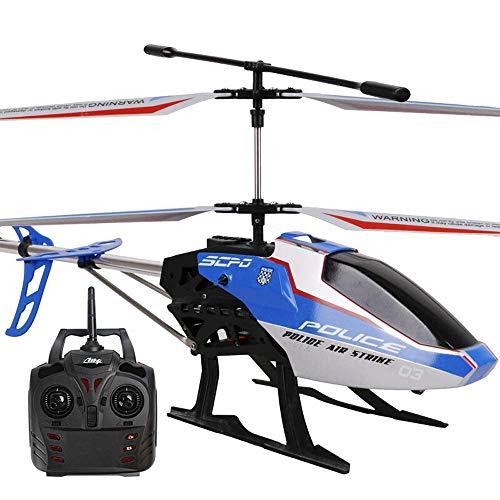 YAMMY Nueva y Enorme Resistencia a la caída de Aviones de Control Remoto por Radio RC 3.5 Canales RC Helicóptero Avión Estable Fácil de Aprender Bueno (Coche Inteligente)