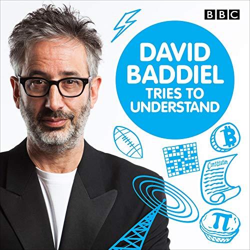 David Baddiel Tries to Understand: Series 1-4 Titelbild