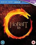 The Hobbit Trilogy [Blu-ray 3D + Blu-ray] [Region Free] [UK Import] [UV Edition...