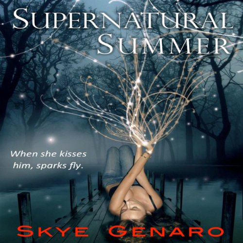 Supernatural Summer audiobook cover art