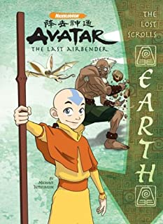 The Lost Scrolls: Earth (Avatar the Last Airbender)