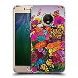 Head Case Designs Officiel Suzan Lind Jardin Papillons Coque en Gel Doux Compatible avec Motorola...