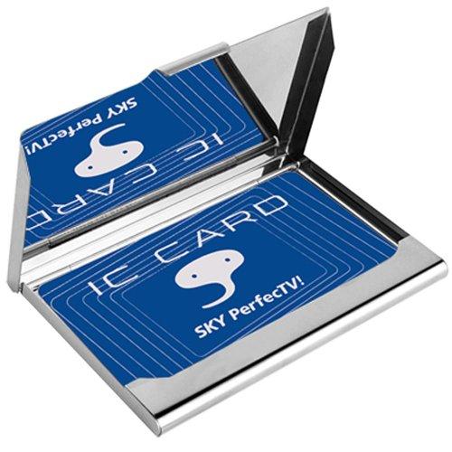 Ecloud Shop Visitenkarten Aufbewahrung Box Spender Etui Aluminium