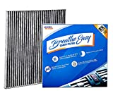 Spearhead Premium Breathe Easy Cabin Filter, Up to 25% Longer Life w/Activated Carbon (BE-776)