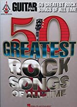 Guitar World's 50 Greatest Rock Songs of All Time (Guitar Recorded Versions)