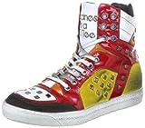 Area Forte Elena AR0718W, Sneaker Donna, Multicolore (Mehrfarbig (KIPS/Guanto Avorio)), 41