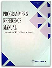 M68000 Family Programmer's Reference Manual