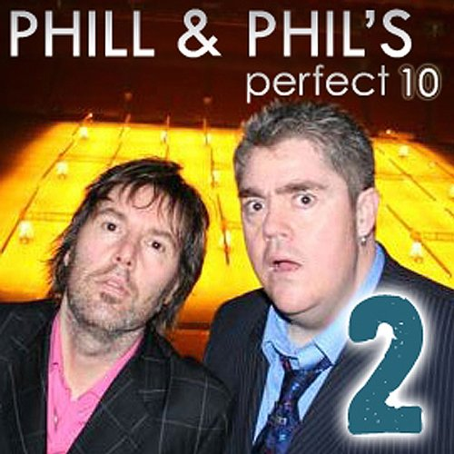 The Perfect Ten with Phill Jupitus & Phil Wilding: Volume 2 audiobook cover art