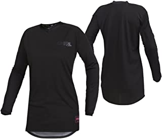 O'Neal Women's Element Classic Jersey (Black, Small)