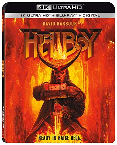 Hellboy 4K UHD [Blu-Ray] [Region Free] (IMPORT) (Keine deutsche Version)