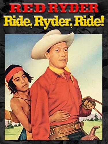 Red Ryder: Ride, Ryder, Ride!