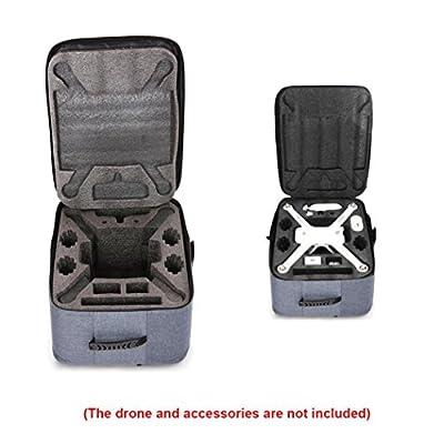 For XIAOMI Mi Drone, HUHU833 Outdoor Shockproof Backpack Shoulder Bag Soft Carry Bag