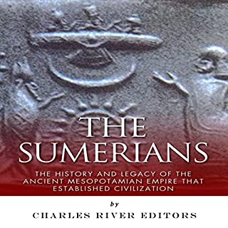 The Sumerians audiobook cover art