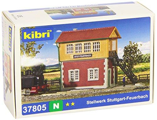 Kibri 37805 - N Stuttgart-Feuerb Stellwerk