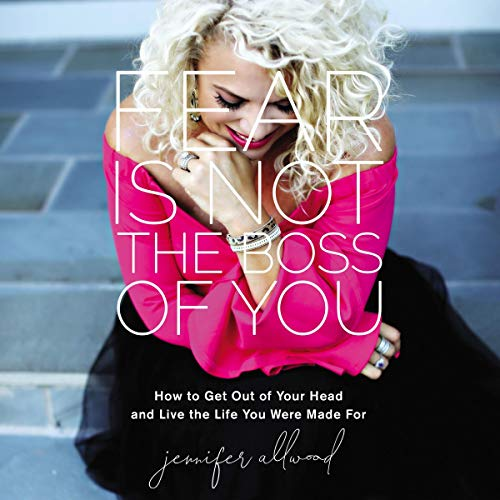 Fear Is Not the Boss of You cover art