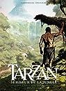 Tarzan, tome 1 : Seigneur de la jungle par Bec