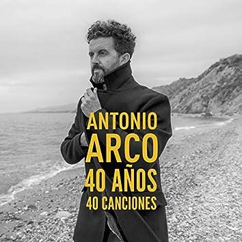 """40 Años, 40 Canciones (Banda Sonora del Libro """"40 Años, 40 Canciones"""")"""