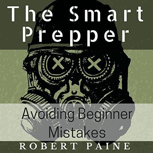 The Smart Prepper audiobook cover art
