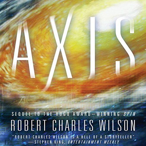 Axis audiobook cover art