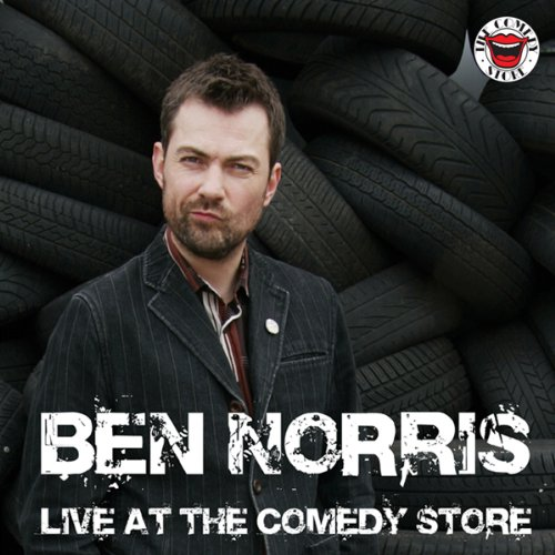 Ben Norris audiobook cover art