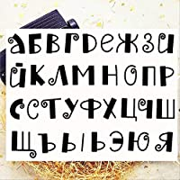14 * 18CMロシアの透明なクリアスタンプ/ DIYスクラップブッキングフォトアルバム/カード作成用のシリコンシールローラースタンプ