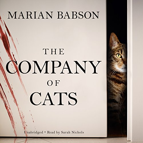 The Company of Cats audiobook cover art
