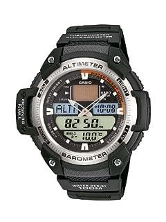 Casio Reloj de Pulsera SGW-400H-1BVER (B004KPKU9C) | Amazon price tracker / tracking, Amazon price history charts, Amazon price watches, Amazon price drop alerts