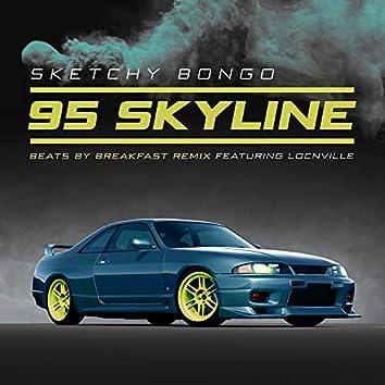 95 Skyline (feat. Locnville) [beats by breakfast remix]