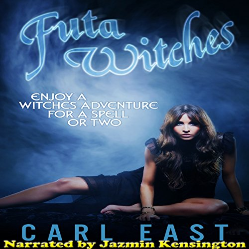 Futa Witches audiobook cover art