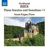 Klaviersonaten und Sonatinen Vol.1 - usan Kagan
