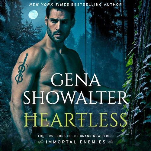 Heartless Audiobook By Gena Showalter cover art