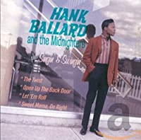 Hank Ballard & The Midnighters + Singin & Swingin + 2(import)