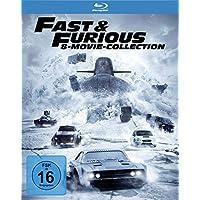 Fast & Furious - 8 Movie